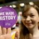 Retrospective droits des femmes 2018