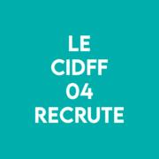 Chargé·e de mission emploi et formation Egalipro - CIDFF 04